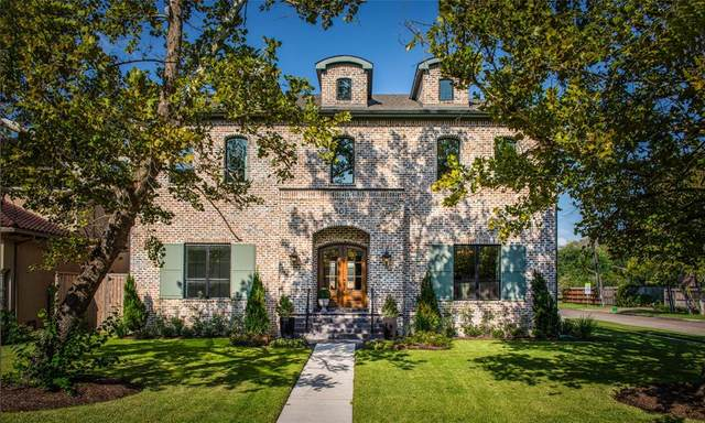 502 Chelsea Street, Bellaire, TX 77401 (#41138611) :: ORO Realty