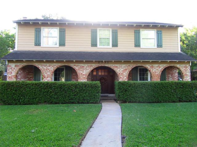 2731 Stetson Lane, Houston, TX 77043 (MLS #41144474) :: Team Parodi at Realty Associates
