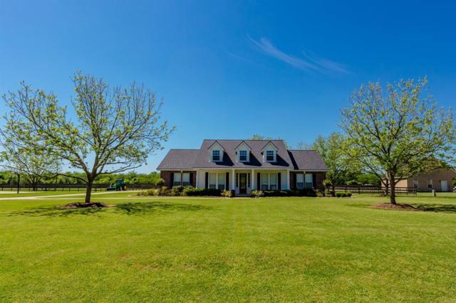 4410 Thaddeus Court, Richmond, TX 77406 (MLS #41144707) :: Fairwater Westmont Real Estate