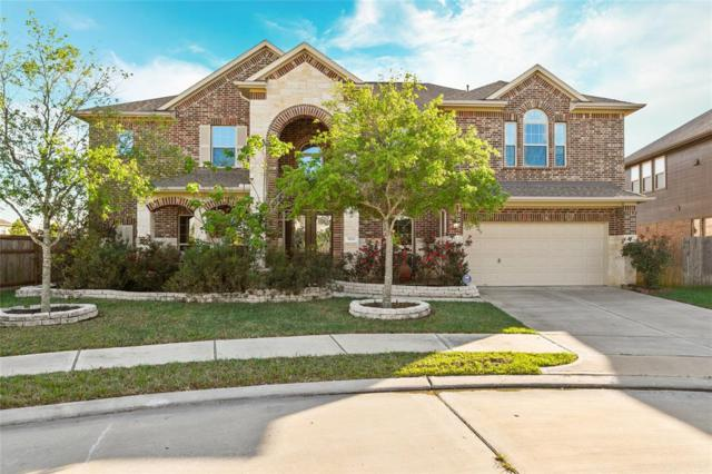 9118 Andes Ridge Lane, Richmond, TX 77407 (MLS #41171363) :: The SOLD by George Team