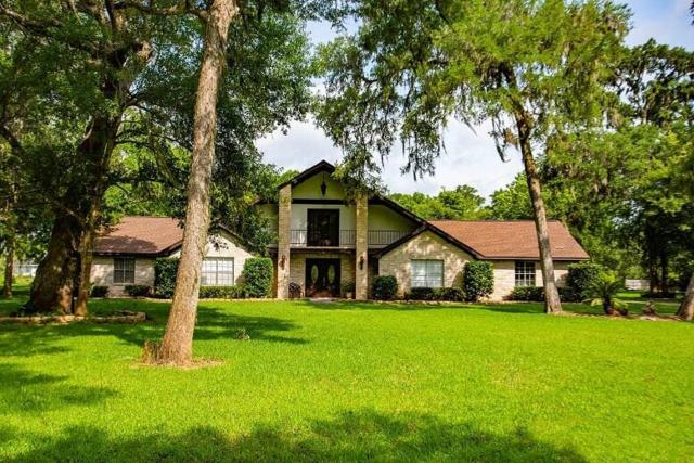 105 Deer Trail, Lake Jackson, TX 77566 (MLS #41173099) :: The Jennifer Wauhob Team