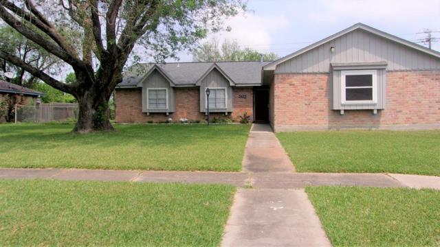 3435 Roseberry Drive, La Porte, TX 77571 (MLS #41186215) :: The Kevin Allen Jones Home Team