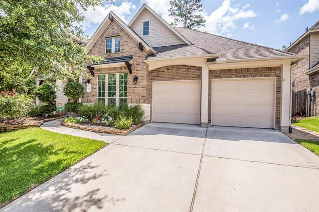466 Woodpecker Forest Lane, Conroe, TX 77384 (MLS #41188572) :: The Bly Team