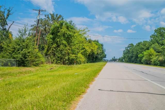 TBD Highway 105, Conroe, TX 77301 (MLS #4121599) :: TEXdot Realtors, Inc.