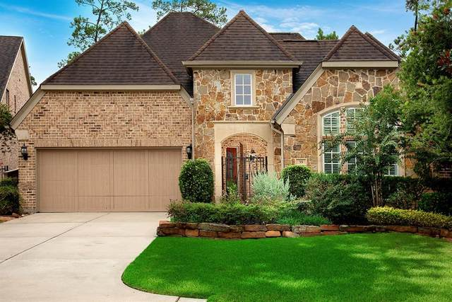 35 Wood Manor Place, The Woodlands, TX 77381 (MLS #41216500) :: NewHomePrograms.com LLC