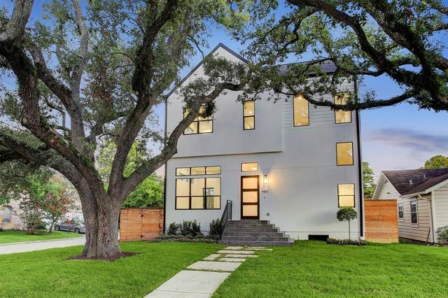 4401 Effie Street, Bellaire, TX 77401 (MLS #41216729) :: The Freund Group
