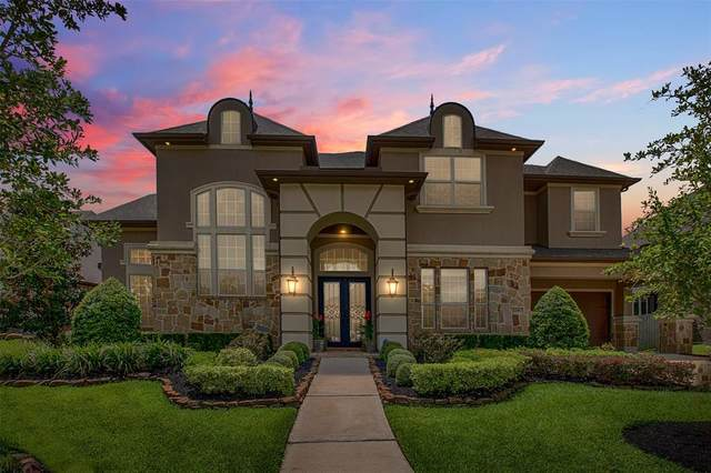 2206 Bailey Bend Lane, Friendswood, TX 77546 (MLS #41219913) :: The Bly Team