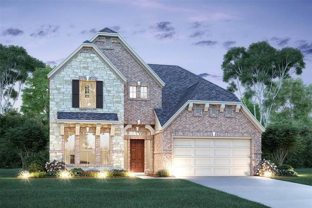 1749 Yaupon Trail Court, Alvin, TX 77511 (MLS #41230616) :: The Freund Group