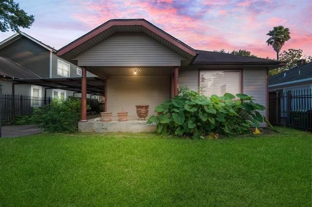 1124 Omar Street, Houston, TX 77009 (MLS #41231850) :: Ellison Real Estate Team