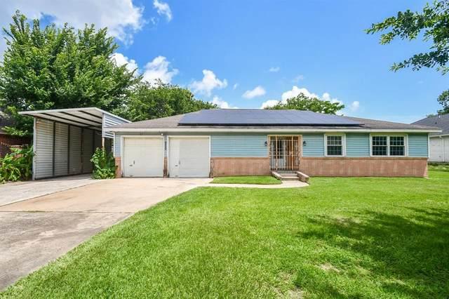 8329 Arrowhead Lane, Houston, TX 77075 (MLS #4123920) :: Caskey Realty