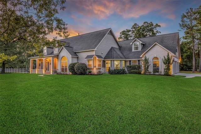 15484 Crown Oaks Drive, Montgomery, TX 77316 (MLS #41241301) :: The Jill Smith Team