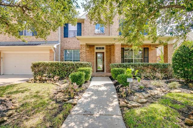 20911 Silver Chase Lane, Richmond, TX 77406 (MLS #41242455) :: The SOLD by George Team