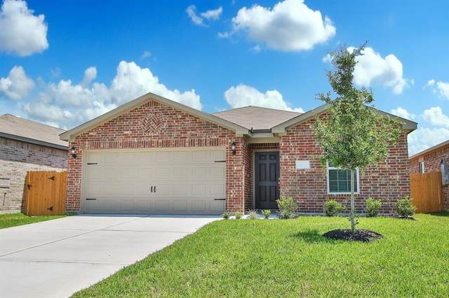 1206 Paradise Found Drive, Iowa Colony, TX 77583 (MLS #41245574) :: Michele Harmon Team