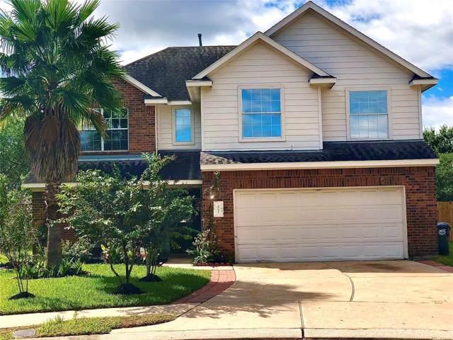 3711 Tavern Springs Lane, Katy, TX 77449 (MLS #41250438) :: Caskey Realty