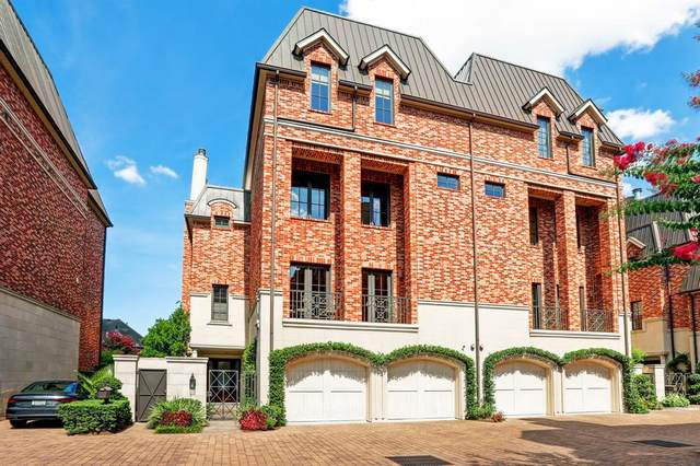 1235 Rue De La Paix Way B1, Houston, TX 77056 (MLS #41258580) :: Homemax Properties