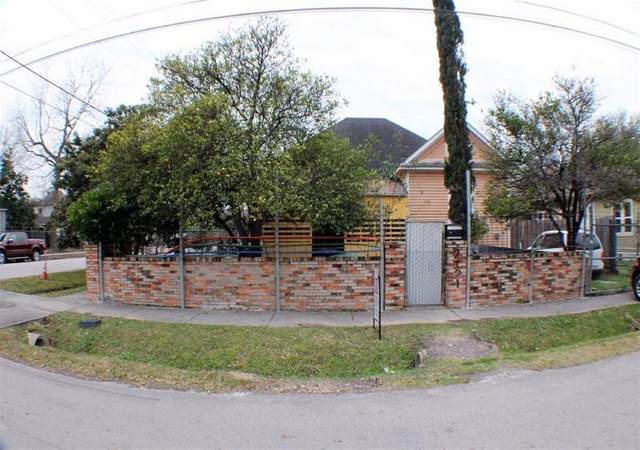 2101 Gentry Street, Houston, TX 77009 (MLS #41275578) :: The SOLD by George Team