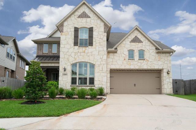 2300 Iron Ridge Lane, Friendswood, TX 77546 (MLS #41287794) :: The SOLD by George Team