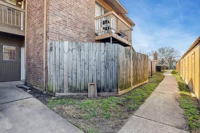 9550 Deering Drive #305, Houston, TX 77036 (MLS #41288737) :: Michele Harmon Team