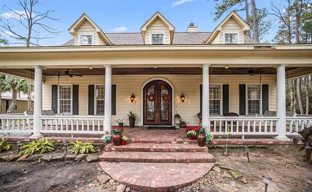 1803 Ridgewood, Magnolia, TX 77354 (MLS #41289501) :: The Sansone Group