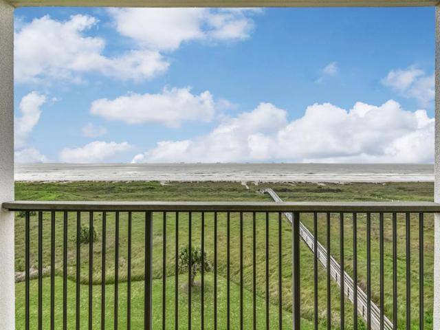 415 E Beach Drive #409, Galveston, TX 77550 (MLS #41294976) :: Krueger Real Estate