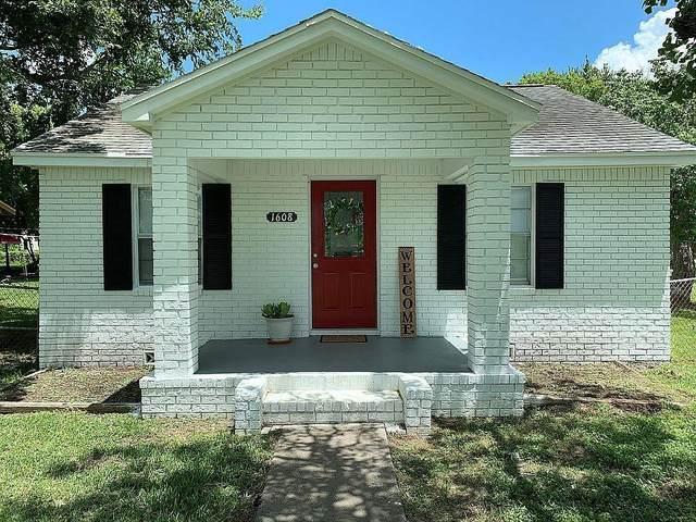 1608 N Avenue F, Freeport, TX 77541 (#41302060) :: ORO Realty