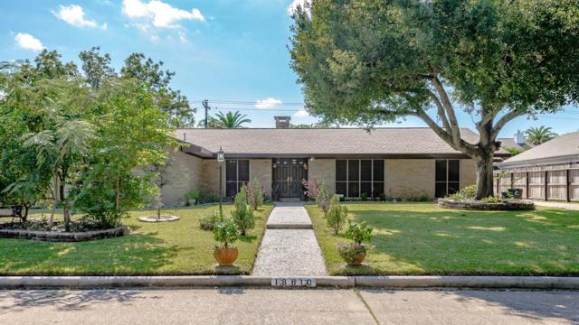 18610 Capetown Drive, Houston, TX 77058 (MLS #41304263) :: The SOLD by George Team