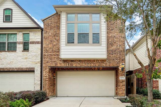 5307 Larkin Street B, Houston, TX 77007 (MLS #41306236) :: The Freund Group