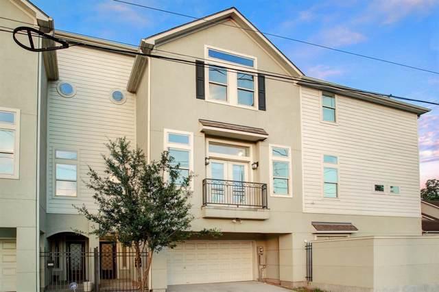 2904 Cornell Street, Houston, TX 77009 (MLS #41307470) :: Fairwater Westmont Real Estate