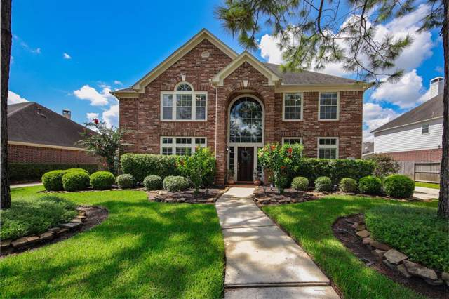 2914 Taylorcrest Drive, Pearland, TX 77584 (MLS #41312427) :: Caskey Realty