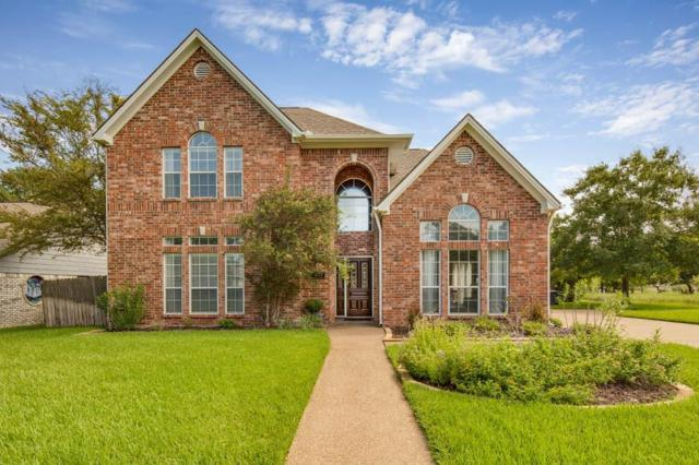 8713 Sandstone Drive, College Station, TX 77845 (MLS #41316483) :: The Heyl Group at Keller Williams