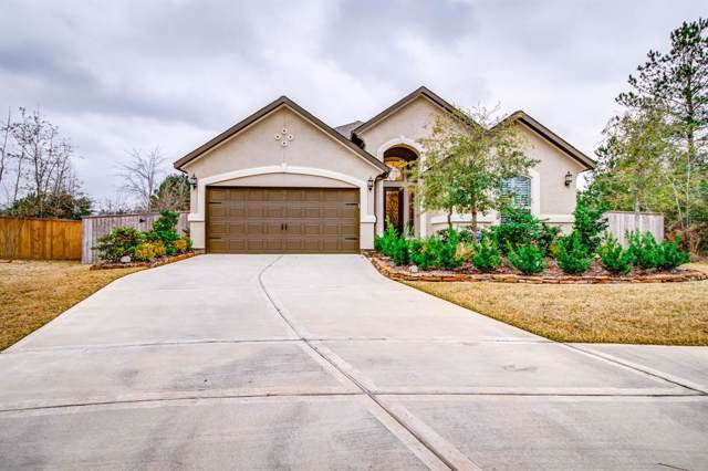 102 Crinium Lily Place, Montgomery, TX 77316 (MLS #4131743) :: The SOLD by George Team