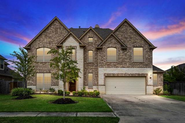 5610 Chipstone Trail Lane, Katy, TX 77493 (MLS #41329116) :: The Bly Team