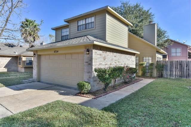 8734 Roaring Point Drive, Houston, TX 77088 (MLS #41330684) :: Texas Home Shop Realty