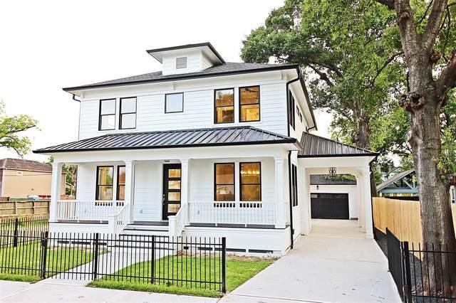 803 Archer Street, Houston, TX 77009 (MLS #41332463) :: Caskey Realty