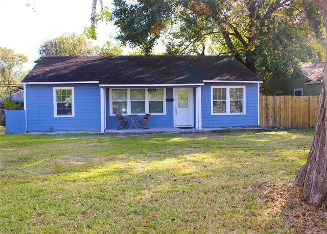 7216 Dixie Drive, Houston, TX 77087 (MLS #41347397) :: The Heyl Group at Keller Williams