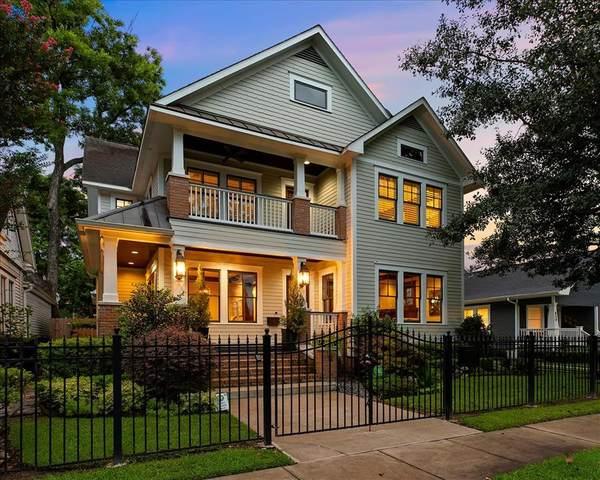 840 Columbia Street, Houston, TX 77007 (MLS #41351869) :: Keller Williams Realty