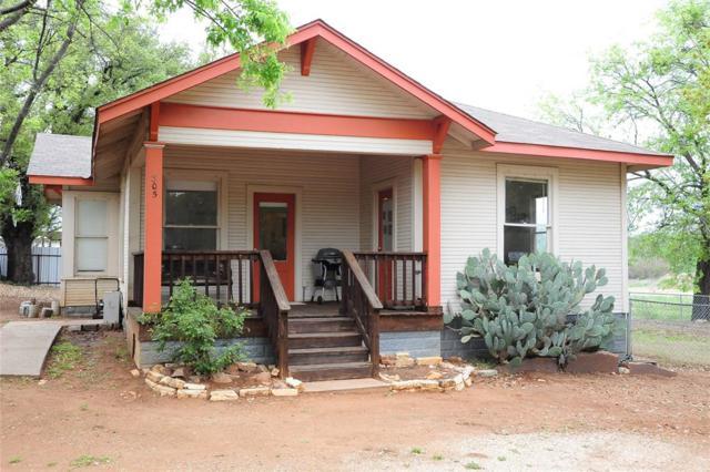 305 E Young, Llano, TX 78643 (MLS #41370643) :: Texas Home Shop Realty