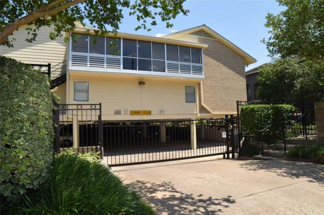 3131 Cummins Street #2, Houston, TX 77027 (MLS #4137729) :: Oscar Fine Properties