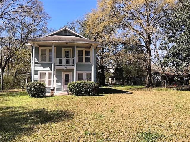 307 N Vallie Avenue, Kirbyville, TX 75956 (MLS #41392304) :: Texas Home Shop Realty