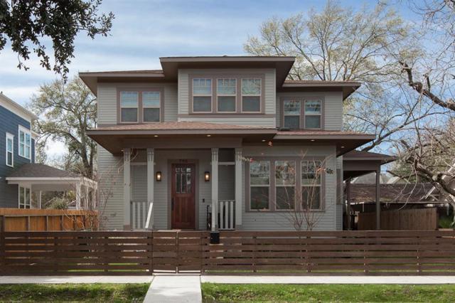 705 Cordell Street, Houston, TX 77009 (MLS #41410991) :: Fairwater Westmont Real Estate