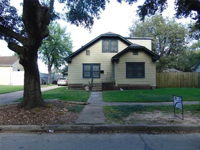 7705 Edna Street, Houston, TX 77087 (MLS #41418415) :: NewHomePrograms.com