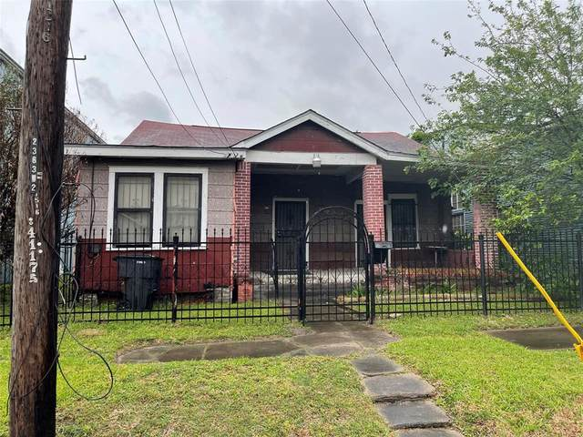 1512 Hardy Street, Houston, TX 77026 (MLS #41421256) :: Connell Team with Better Homes and Gardens, Gary Greene