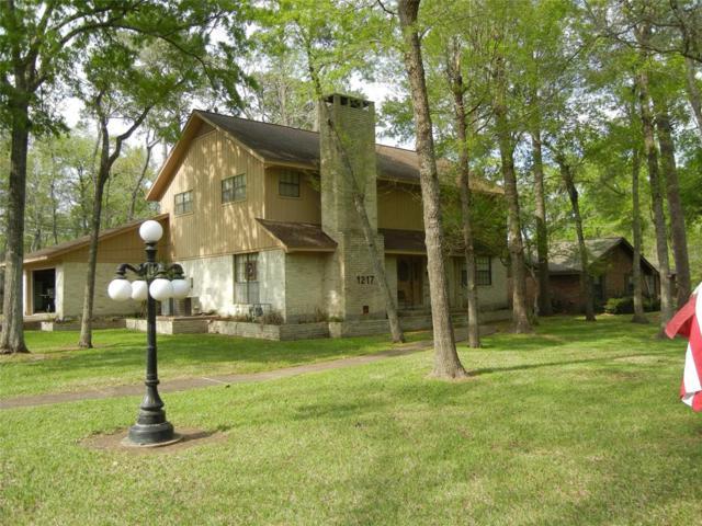 1217 Shady Oak Lane, Dickinson, TX 77539 (MLS #41424498) :: The SOLD by George Team