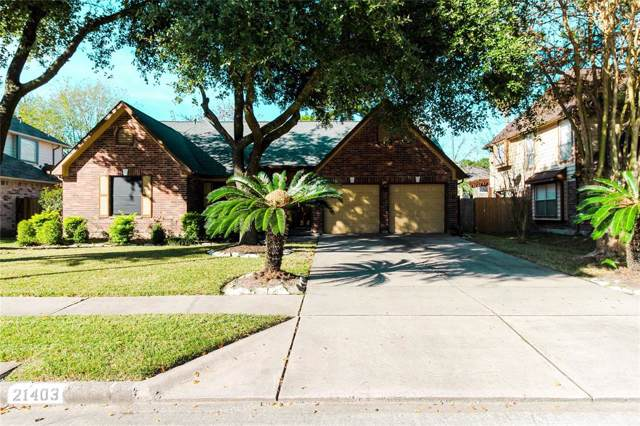 21403 Deerhaven Drive, Spring, TX 77388 (MLS #41429897) :: Texas Home Shop Realty