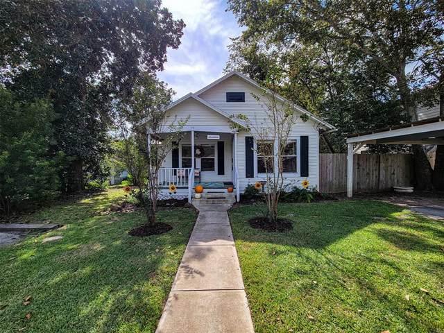 17 E O'bryant Street, Bellville, TX 77418 (MLS #41431821) :: The Sansone Group