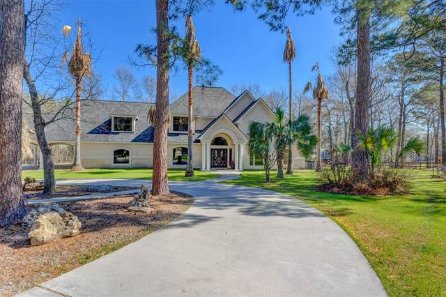 10422 Crestwater Circle, Magnolia, TX 77354 (MLS #41438013) :: Michele Harmon Team