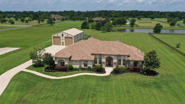 444 High Meadow Ranch Drive, Magnolia, TX 77355 (MLS #414431) :: Green Residential