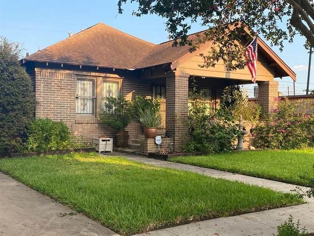 1021 Dorothy Street, Houston, TX 77008 (MLS #41445485) :: The Home Branch