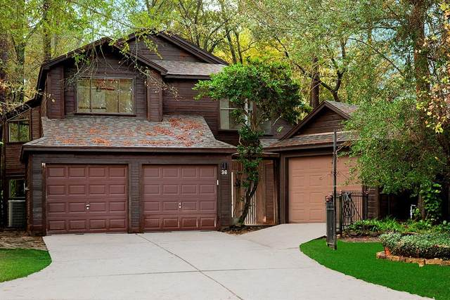 36 Gannet Hollow Place, The Woodlands, TX 77381 (MLS #41448611) :: Giorgi Real Estate Group