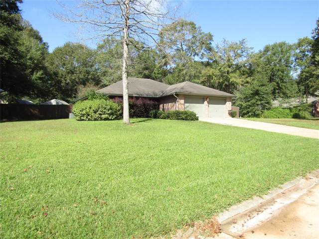 518 Lake Drive, Jasper, TX 75951 (MLS #41474558) :: The SOLD by George Team